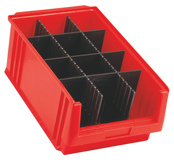 PLK AWB 1 rot m Unterteiler